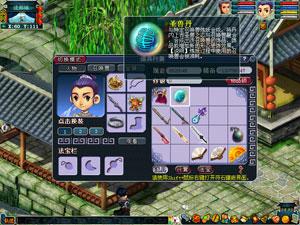 梦幻西游2011年最新资料片召唤兽饰品圣兽丹